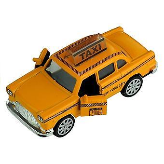 Leksaksbil Taxi - Med Ljus