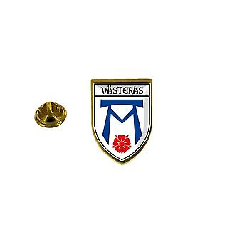 pine pine pine badge pine pin-apos;s souvenir city flag country coat of arms ecusson vasteras suede