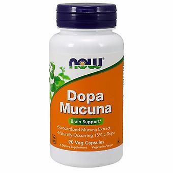 Nyt Foods Dopa Mucuna, 90 veg caps
