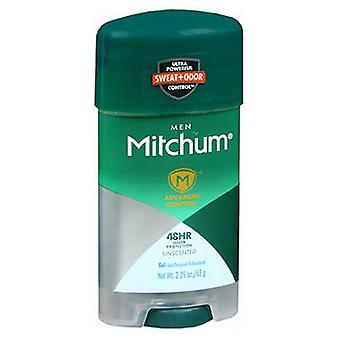 Revlon Mitchum Power Gel Anti-Perspirant Deodorant, Unscented 2.25 oz