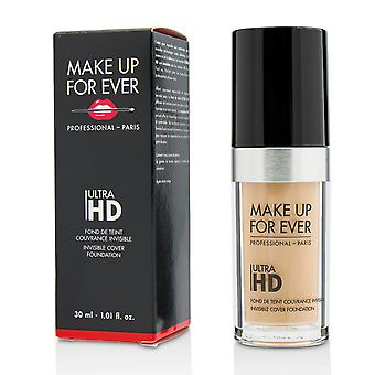 Ultra hd onzichtbare cover foundation # r230 (ivoor) 216506 30ml/1.01oz