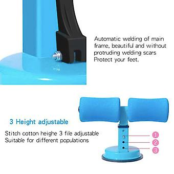 Abs Sit-up Trainer Fitness Workout Self-suction Bar Assistant Equipment Non-slip