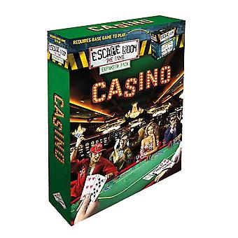 Escape Room the Game Casino Expansion Game
