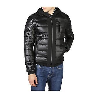 Yes Zee - Clothing - Jackets - 0641_J812_QF00_0801 - Men - Schwartz - XXL