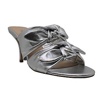 Charles David Womens 2C18S102 Leather Open Toe Mary Jane Pumps