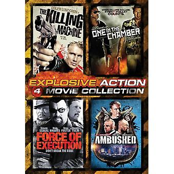 Explosiv Action 4-Pack [DVD] USA import