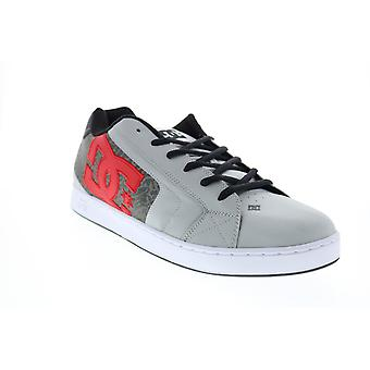 DC Adult Mens Net SE Skate Inspired Sneakers