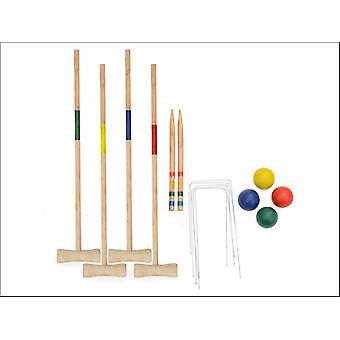Wilton Bradley Garden Games Croquet TY5967
