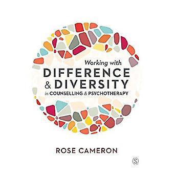 Arbejde med forskel og mangfoldighed i rådgivning og psykoterapi