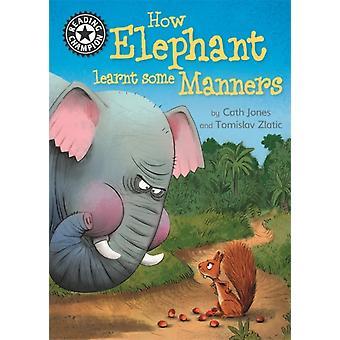 Reading Champion Kuinka Elefantti oppi joitakin tapoja Jones & Cath
