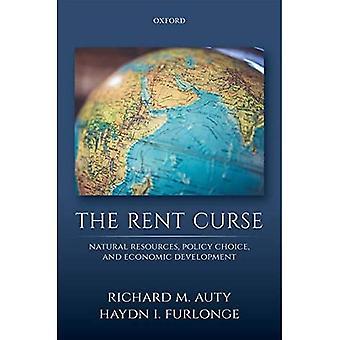 The Rent Curse: Natuurlijke hulpbronnen, Beleidskeuze en Economische Ontwikkeling