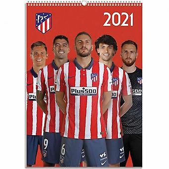 Calendário Atlético de Madrid 2021