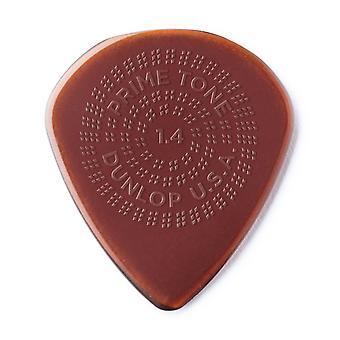 Jim dunlop 520p1.4 gitaarpicks, 1,4 mm, bruin xl 1.4mm spelerpack 3 picks