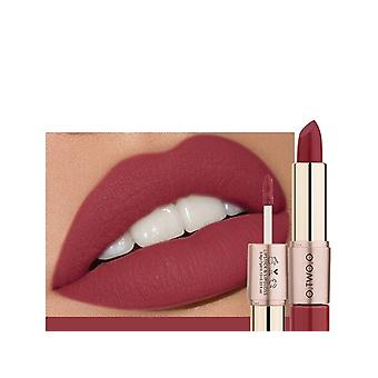 2 In 1 Matte Lipstick-waterproof Lip Gloss
