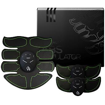 8 Pad Abs Stimulator - Advanced EMS Six Pack Machine with Arm pad