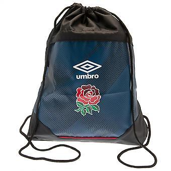 England RFU Umbro Drawstring Bag