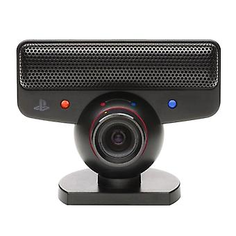 Motion Sensor Durable Eye Camera Move With Microphone Portable, Zoom Lens And