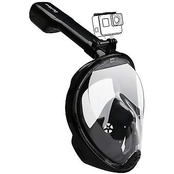 180¡ã Facial Diving Mask Anti-fog Anti-leak Leak-proof For Adults
