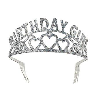 Bristol Novelty Womens/Ladies Birthday Girl Tiara