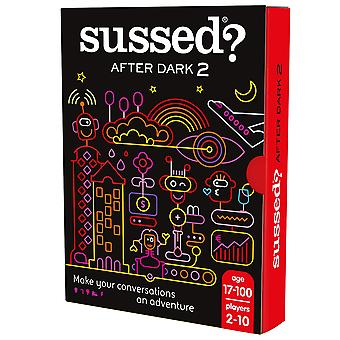 Sussed after dark 2 (rated r: the hilarious who knows who best card game) 17+ nsfw