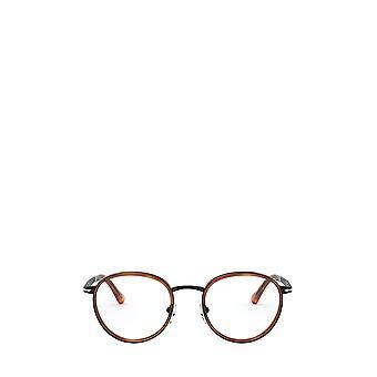 Persol PO2468V musta & havana unisex silmälasit
