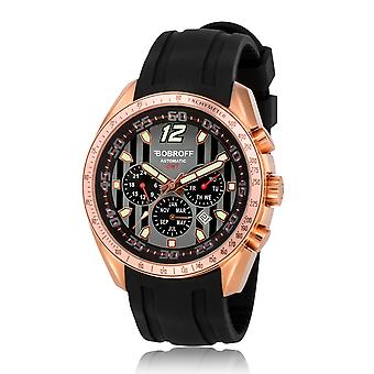 Mens Watch Bobroff BF0016V2GN, Automatic, 42mm, 10ATM