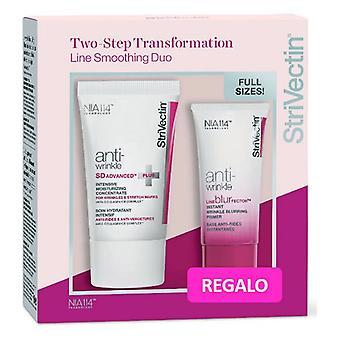 Unisex Cosmetic Set Anti-Wrinkle StriVectin Anti-ageing (2 Pieces)