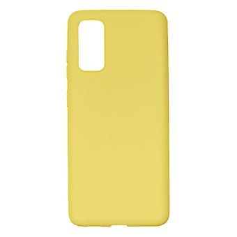 Ultra-Slim Case compatible with Samsung Galaxy S20 | In Yellow |