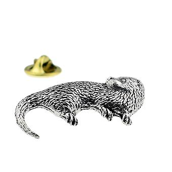 Otter Zinn Anstecknadel