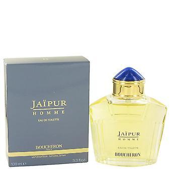 Jaipur Eau De Toilette Spray By Boucheron 3.3 oz Eau De Toilette Spray