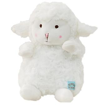 Lamb Plush Doll Bag Cartoon Lamb Small Bag Messenger Bag