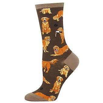 Ponožkymith Dámske /Dámske Zlaté retriever ponožky