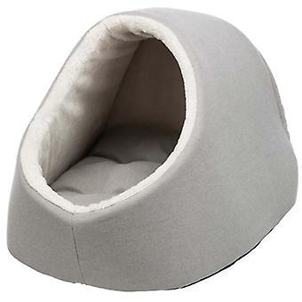 Trixie Cueva Suave Salva Taupe/Crema (Cats , Bedding , Igloos)
