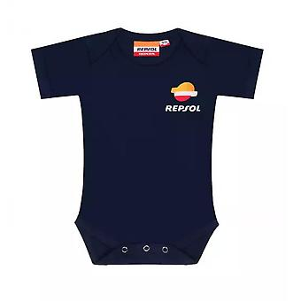 Repsol Honda Baby Romper Bodysuit   Sininen   2021