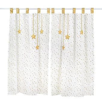 Moon And Stars Curtains