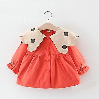 Νεογέννητο σακάκι μωρών, παλτό φθινοπώρου