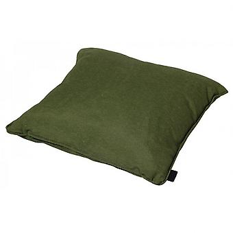 cushion Velvet 45 x 45 cm Polycotton green