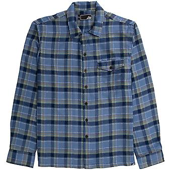 Lost wasted flannel shirt