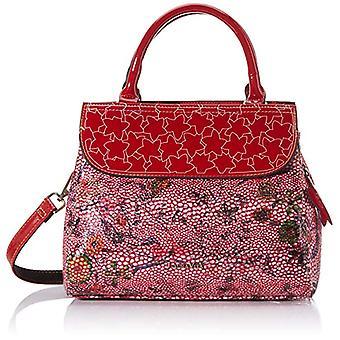 Laura Vita3117DonnaRosso Handborsa (Rouge)13x23x29 Centimeters (B x H x T)