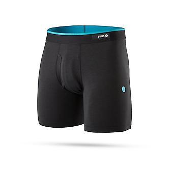Stance häftning 2 Pack 7 tum underkläder i svart
