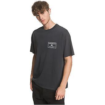 quiksilver x comp kortermet t-skjorte i svart