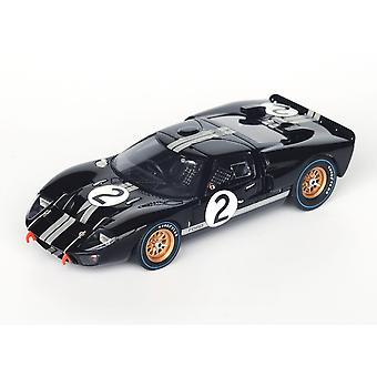 Ford Mk2 (Bruce McLaren Le Mans Winner 1966) Resin Model