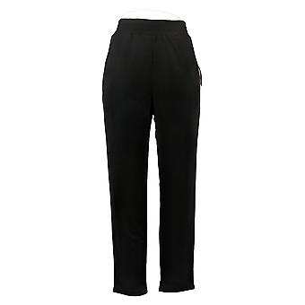 IMAN Global Chic Women's Pants Ankle With Pockets Black 741779001