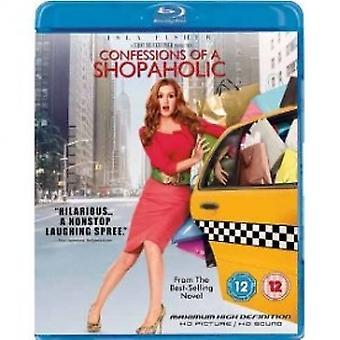 Shopaholic Blu-Rayn tunnustukset