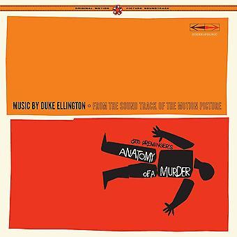 Duke Ellington - Otto Preminger's Anatomy Of A Murder Limited Edition Vinilo Rojo