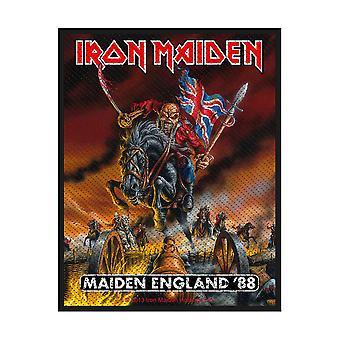 Iron Maiden - Maiden England Standard Patch