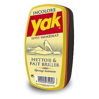 Shoe-cleaner with Sponge Yak