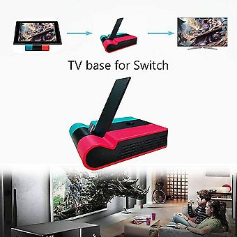 Video converter 4k 1080p portable video converter usb3.0 hdmi projection tv tv base for nintendo switch game console  accessorie