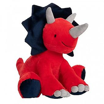 "Gund Carson The Triceratops 12"" Dinosaur Plush Soft Toy 6058419"
