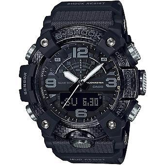 Reloj de esfera negra MudMaster para hombre Casio - GGB100-1B